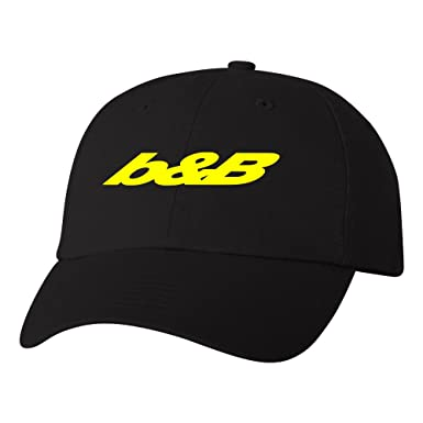 56b9f592d0edf Image Unavailable. Image not available for. Color  Post Malone b B Yellow  Logo Dad Hat Beerbongs and Bentleys Black