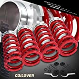 (Red)90 91 92 93 94 Mazda 323 / Protege Coilover Lower Springs
