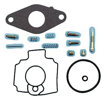 Amazon.com: Tuzliufi Kit de reparación para carburador John ...