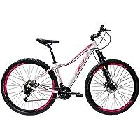 Bicicleta Ksw Aro 29 Feminina Shimano Freio Hidráulico 21v