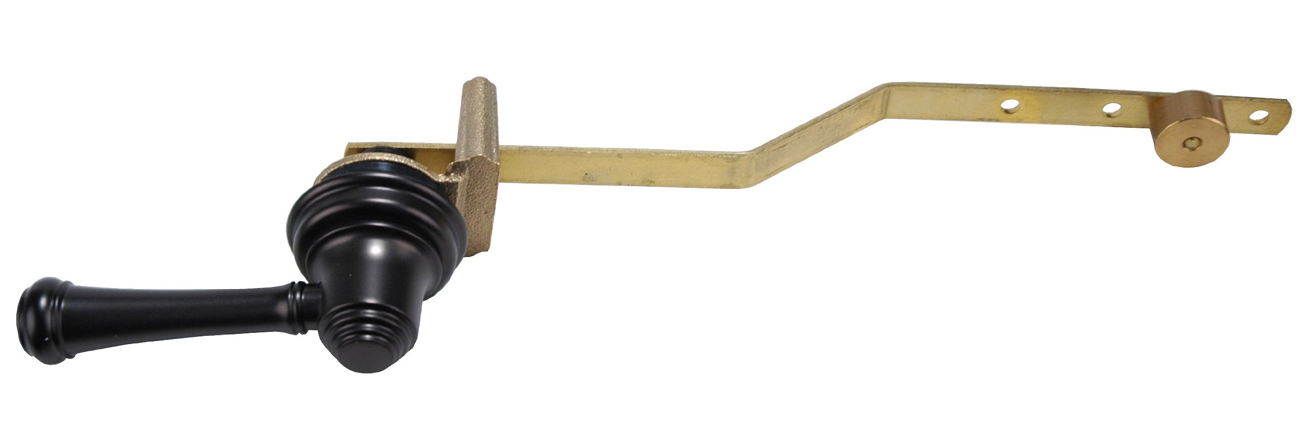 Toilet Tank Lever, Frontal Mount, Oil Rubbed Bronze - By Plumb USA