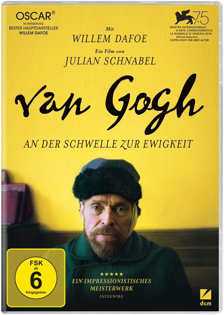 Cover: Van Gogh - an der Schwelle zur Ewigkeit 1 DVD-Video (circa 111 min)
