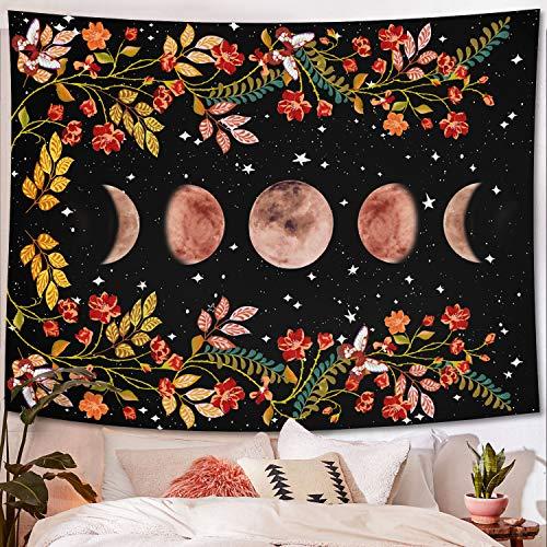 Lifeel Moonlit Garden Tapestry