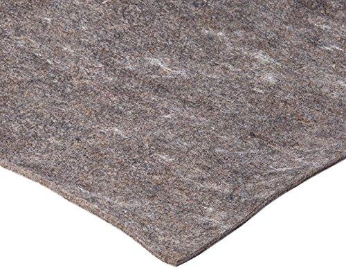 Duo-Lock Reversible Felt and Rubber Non-Slip Rug Pad, Size: 9' x 12' Rug Pad by Grip-It