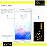 For Meizu M3 Note Kaira™ Premium Series Tempered Glass - Explosion Proof, 0.3mm 2.5D edge, 9H hardness, High Quality Real Toughened Glass, Pixel-Perfect Clarity