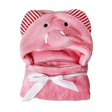 9d83e3fbd2f5 Baywell Newborn Baby Sleeping Wrap Blanket