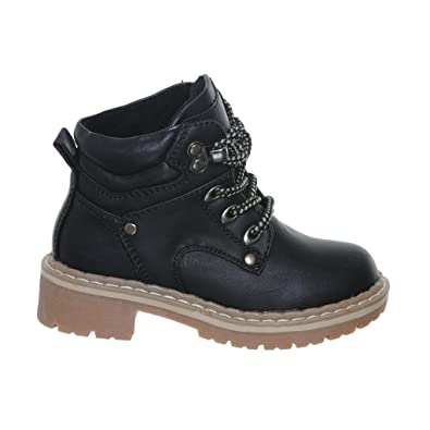 Amazon.com | New!! Cute Lace up Ankle Rain Boots for Girls | Boots