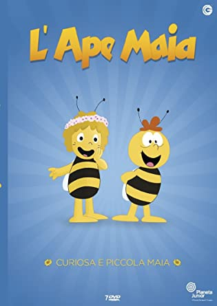 L Ape Maia Classica #01 (7 Dvd) [Italia]: Amazon.es: Seiji ...