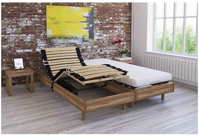 Ensemble Relaxation Matelas Sommiers Electriques Decor
