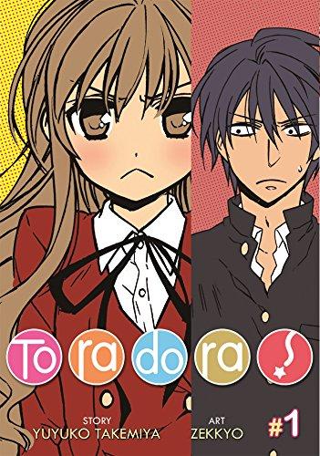 Toradora! Vol. 1 [Takemiya, Yuyuko] (Tapa Blanda)