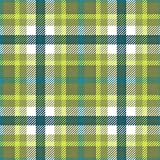 Jillson Roberts 24 Sheet Count Moss Plaid All-Occasion Printed Tissue, Green/White/Brown