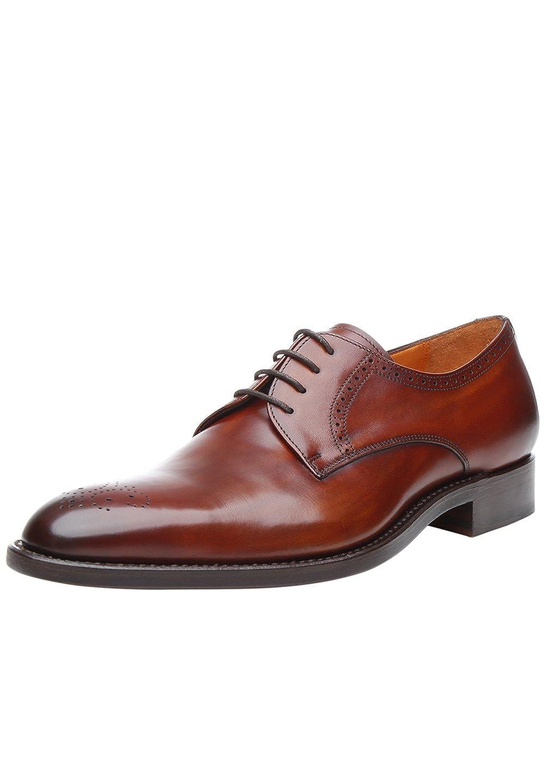 SHOEPASSION Business- - No. 5420 Exklusiver Business- SHOEPASSION oder Freizeitschuh für Herren. Rahmengenäht und handgefertigt aus Feinstem Leder. Brandy 8e5933