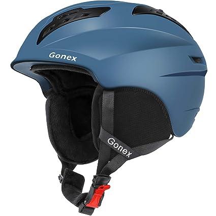 Gonex Ski Helmet Winter Snow Snowboard Skate Helmet with Safety  Certification for Men b05b2c0ed4