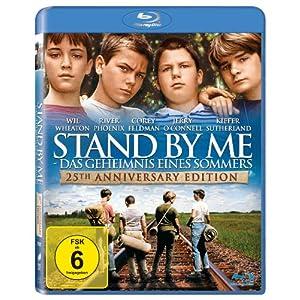 [Amazon] Klassiker: Stand by me   Das Geheimnis eines Sommers   25th Anniversary Edition [Blu ray] für 6,97€ inkl. Versand