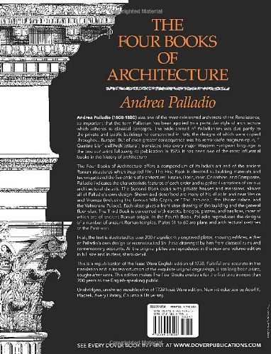 books architecture four the of