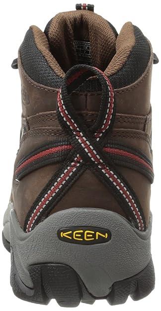 Keen Targhee II Mid WP Zapatilla De Trekking - SS18-48.5: Amazon.es: Zapatos y complementos
