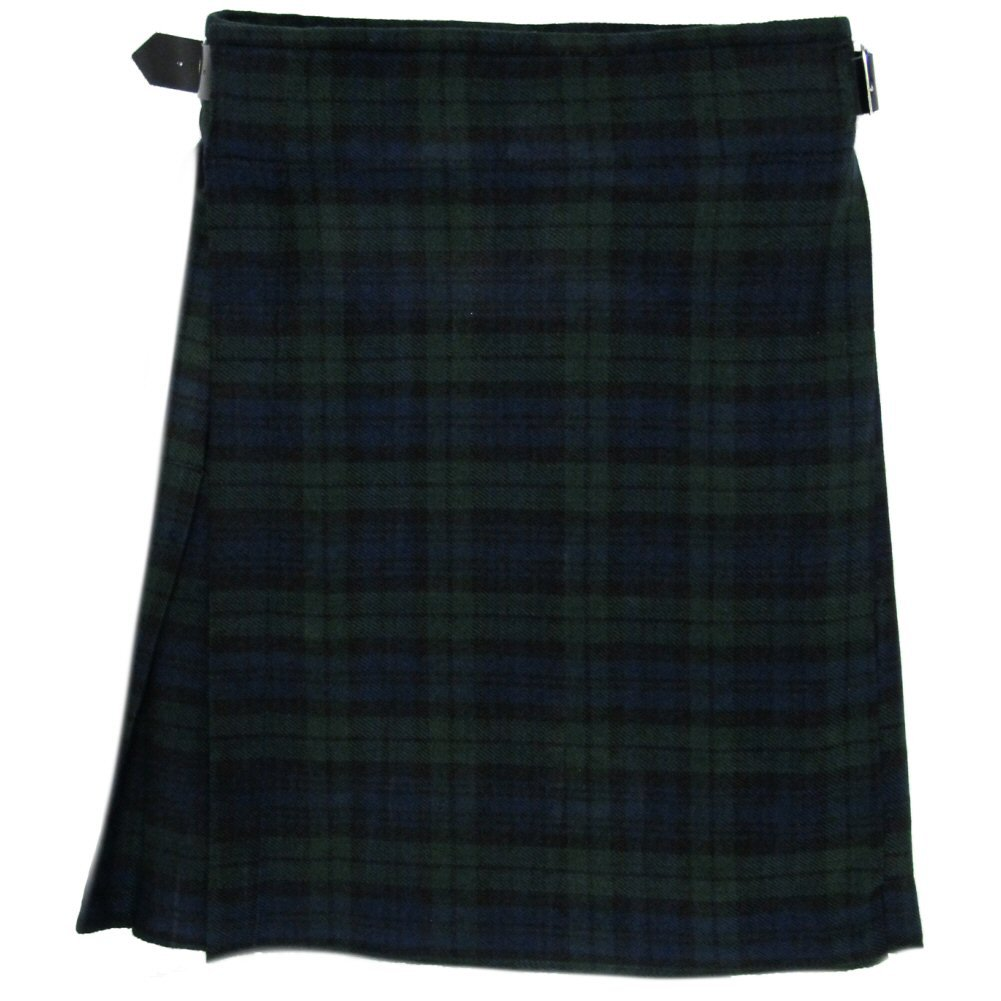 Tartanista Black Watch 5 Yard 10 oz Scottish Highland KILT 36