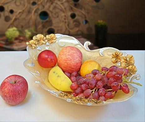 Piatto di frutta piatto di frutta gehobenen Vintage decorazioni per ...