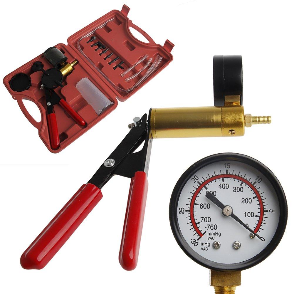 Kit Calibro Tester Per Pompa Fluido Freni da Macchina a Mano 450823