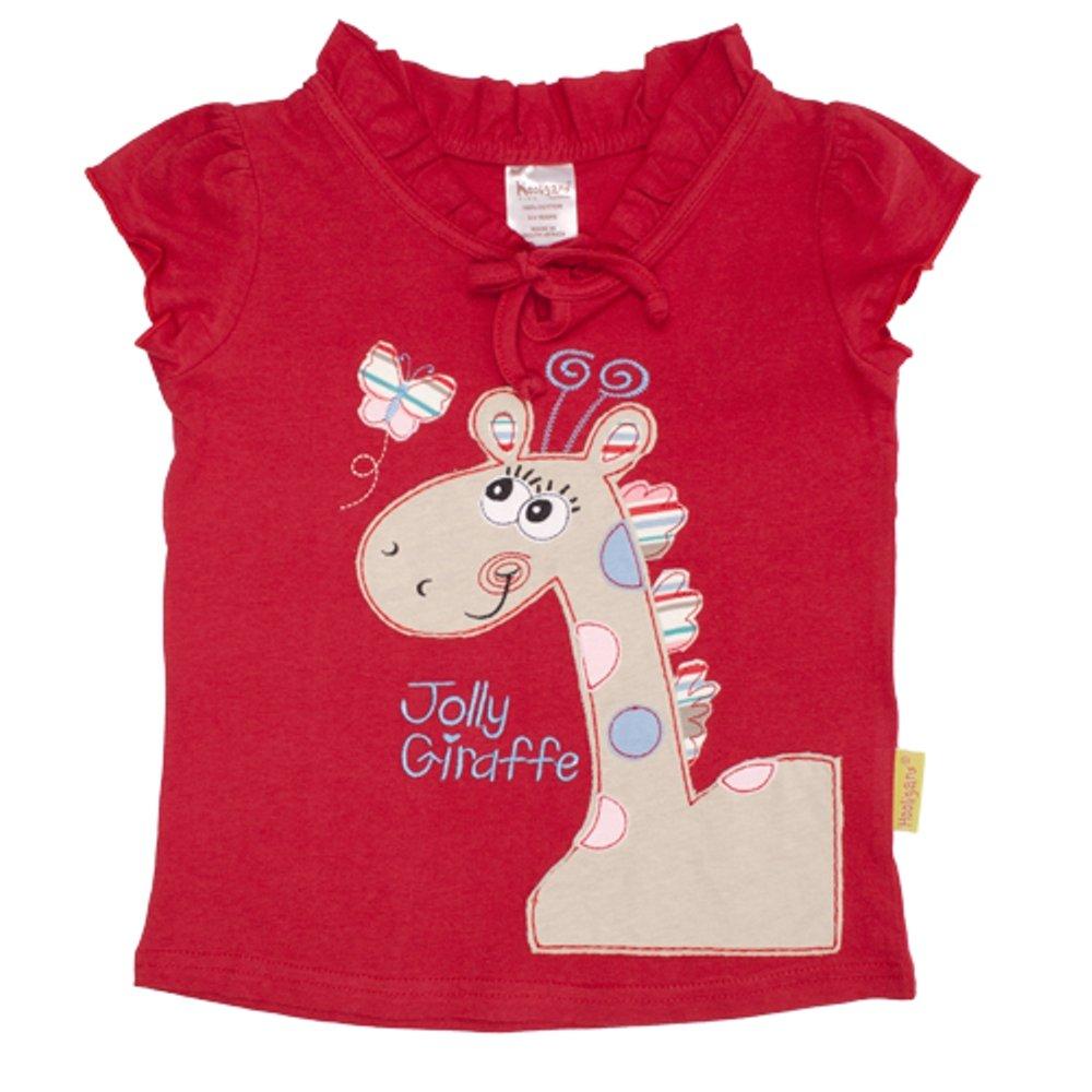 Hooligans Kids Jolly Giraffe T - Certified Fair Trade