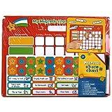 Magnetic Chore Chart & Chore Record Kit