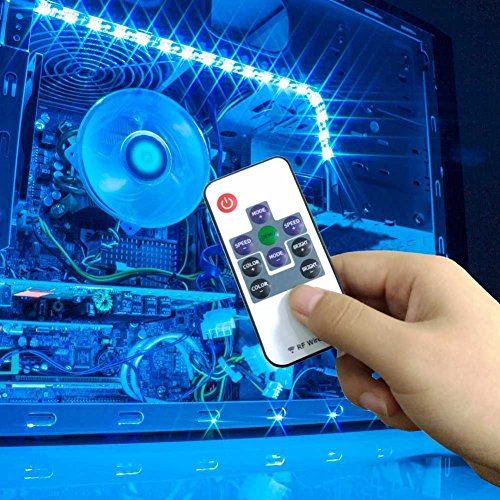 PC-Case-Light-LED-Strip-Light-RGBW-Color-Changing-with-Remote-Control-and-Magnetic-for-Computer-Case2x-118inch