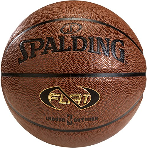 Spalding Ball Neverflat In/Out 74-764Z, Orange, 7, 3001530011317