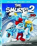 Smurfs 2 - Schtroumpfs 2 [Blu-ray 3D + Blu-ray + DVD + UltraViolet] (Bilingual)