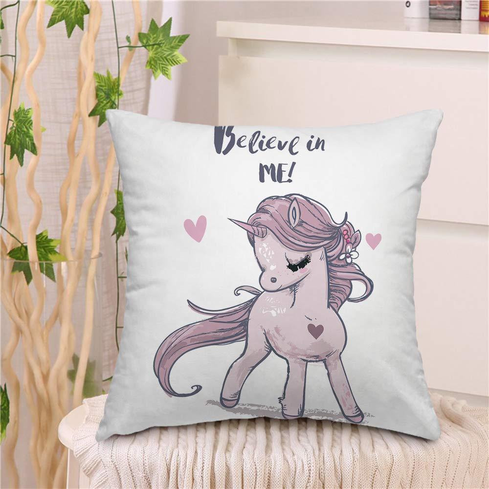 Amazon.com: OFloral - Funda de almohada con diseño de ...