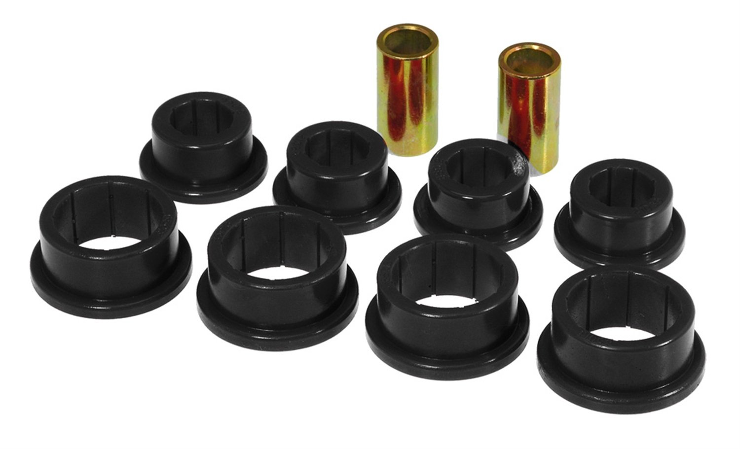 Prothane 7-1205-BL Black Rear Strut Rod Bushing Kit