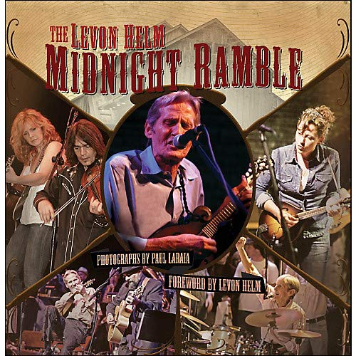The Levon Helm Midnight Ramble Pack of 2