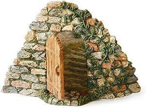 "Marshall Home and Garden ""Hidden Doorway"" Miniature Fairy Garden Accessory #MG10"