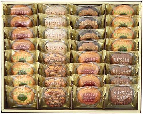 32 Zhongshan torta de confiter?a Rusia: Amazon.es: Alimentación y bebidas