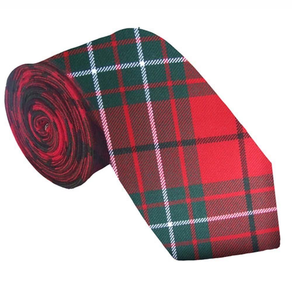 Kilts Wi Hae 100% corbata de lana de cuadros escoceses - acabando ...