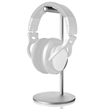 Desktop Headphone Stand, Beeiee Aluminum DIY Headphone Stand Holder for all Headphones,Headset,