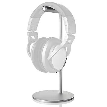 Desktop Headphone Stand, Beeiee Aluminum DIY Headphone Stand Holder for all Headphones,Headset,