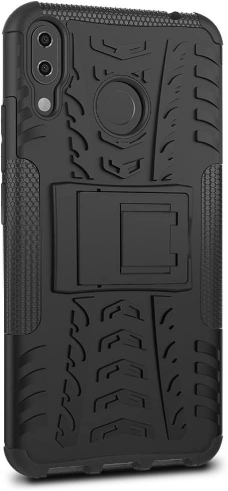 SLEO Funda para iPhone XS MAX Carcasa [Tough Armor Series][Soporte ...