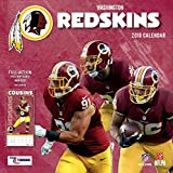 Washington Redskins 2018 Calendar