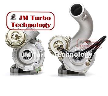 Audi K03 Twin Turbo (2,7 l, RS4, S4, A6) Stock repuesto Turbocompresor Nuevo: Amazon.es: Coche y moto