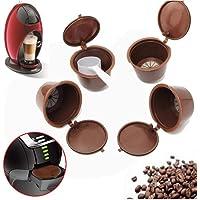 Sacchetti filtro per caff/è riutilizzabili Caff/è in cotone Latte per t/è Colino Macchina per caff/è americano Strumenti per gocciolamento Filtro a base di erbe per alimenti in rete