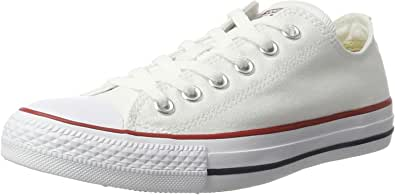 Converse Chuck Taylor All Star Core Ox (4 D(M) US, Optical White)