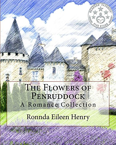 The Flowers of Penruddock: A Romance Collection Medieval Flower Book
