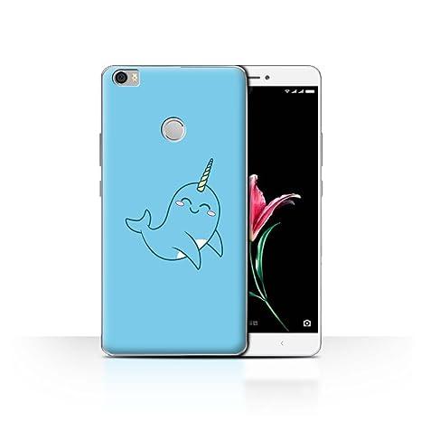 Stuff4® Phone Case/Cover/Skin/Xia de CC/Cute Narwhal Unicorn ...