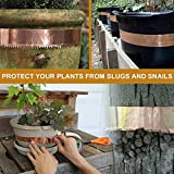 Copper Foil Tape (2inch X 33 FT) with Conductive