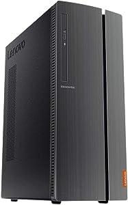Lenovo IdeaCentre 510A-15ICB 16GB 512GB SSD Intel Core i7-9700 Win10,Black(Renewed)