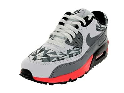 the latest 73a88 8e226 Nike Air Max 90 (GS) Running Shoes, Childrens Size 3