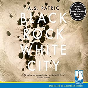 Black Rock White City Audiobook