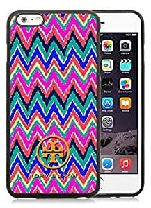 Fahionable Custom Designed iPhone 6 Plus 5.5 Inch Cover Case With Tory Burch 23 Black Phone Case