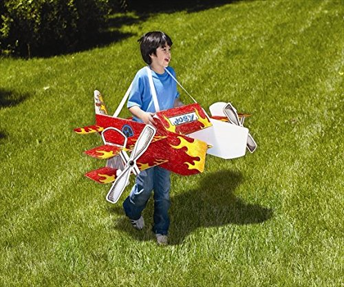 Kid Constructions 1001-1 Wearables Stunt Plane USA