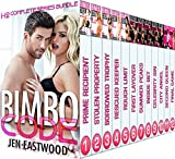 """Patrem Delta does more than make you powerful. You're potent as well.""The 400+ page collection of the entire Bimbo Code series is finally here! With a dead-end job, an apartment in a modern-day slum, & mediocre luck with the ladies, Grant Jensen..."
